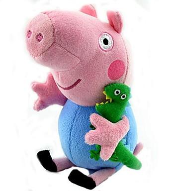 Schwein Neuartige Zeichentrick Plüsch Baumwolle Jungen Mädchen Spielzeuge Geschenk