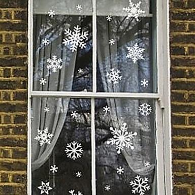 Art Deco Contemporan Autocolant Geam, PVC a vinyl Material fereastra de decorare Dormitor Cameră Copii Living Shop / Cafenea