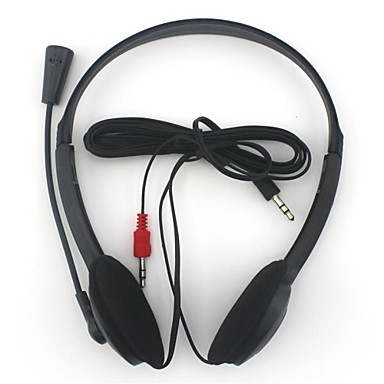RHP02 Portable Headphone with Microphone