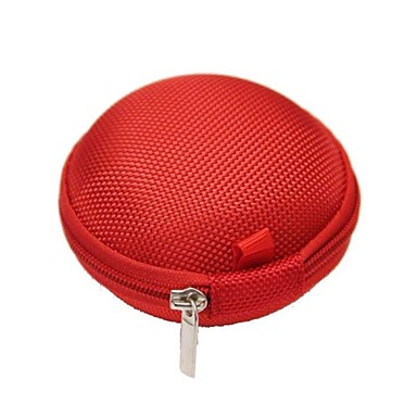 hiphophippo Mini kulaklık depolama cep / madeni para cüzdan 8cm