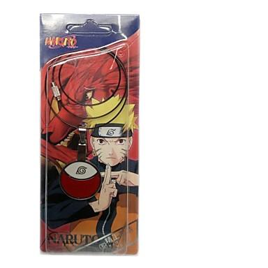 Mehre Accessoires Inspiriert von Naruto Cosplay Anime Cosplay Accessoires Halsketten Aleación Herrn heiß