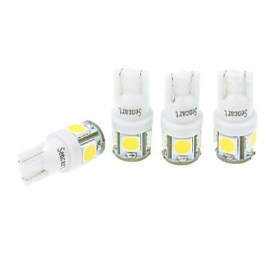 T10 Motor Automatisch Trucks & Trailers Warm Wit 2.5W SMD LED Topkwaliteit LED 6000-6500Nummerplaatverlichting Zijmarkeringslichten