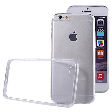 Hülle Für Apple iPhone 6 Plus / iPhone 6 Ultra dünn / Transparent Rückseite Solide Weich TPU für iPhone 6s Plus / iPhone 6s / iPhone 6 Plus