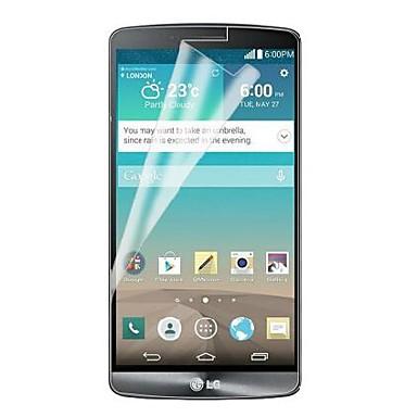 (3 buc) ecran de înaltă definiție protector pentru LG g3