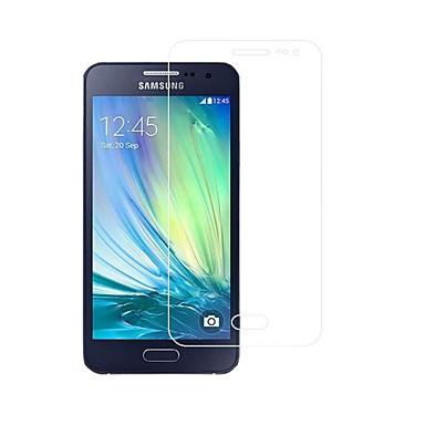 Προστατευτικό οθόνης για Samsung Galaxy A3 Σκληρυμένο Γυαλί Προστατευτικό μπροστινής οθόνης Υψηλή Ανάλυση (HD)