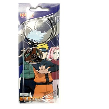Naruto sharingan σύμβολο κολιέ