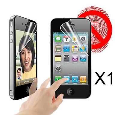 mat protecteur d'écran pour iPhone 4 / 4S (1 pcs)