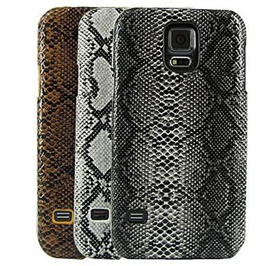 snake skin ontwerp patroon harde koffer voor Samsung Galaxy S5 i9600