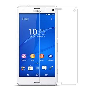 Ekran Koruyucu için Sony Sony Xperia Z3 Mini PET 1 parça Ultra İnce