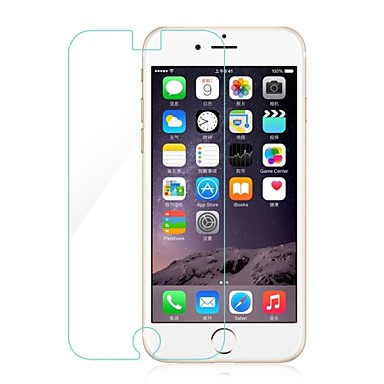 alta transparência 0,3 milímetros anti-explosão temperado protetor de tela de vidro para iphone 6s 6 Plus
