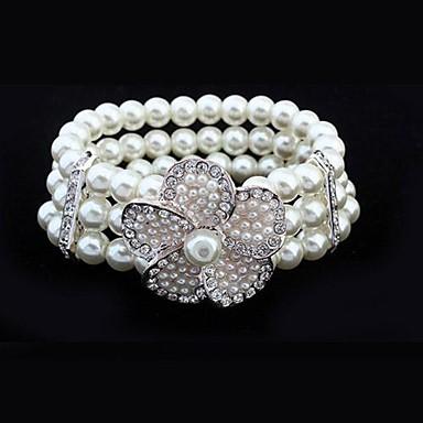 Pentru femei Bijuterii Imitație de Perle La modă European Perle Bijuterii Pentru Zilnic