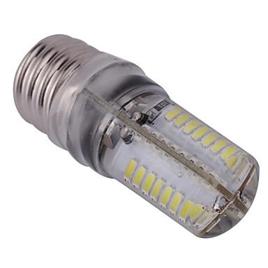 YWXLIGHT® 300 lm E17 LED Mısır Işıklar T 64 led SMD 3014 Serin Beyaz AC 110-130V