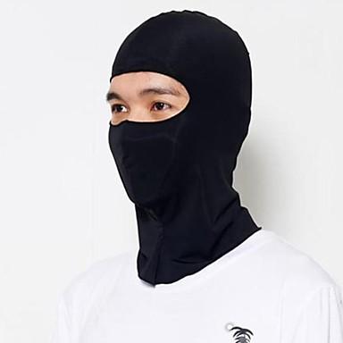 cagule Face Mask Bărbați Camping & Drumeții Ciclism / Bicicletă Bicicletă / Ciclism Cremă Cu Protecție Solară Respirabil Uscare rapidă Culoare solidă Poliester / Strech / Ciclism montan