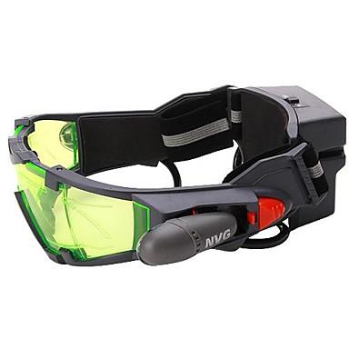 Night Vision Goggles Ρυθμιζόμενο Αδιάβροχη Fogproof Γενική Χρήση Κατασκήνωση & Πεζοπορία Πλαστική ύλη Μεταλλικό