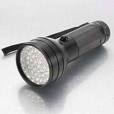 LS014 Lanterne Cu Lumină Închisă LED 150lm 1 Mod Zbor Rezistent la Impact / Mâner antialunecare / Rezistent la apă Polițist / Militar /