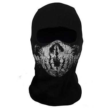 Máscara Inspirado por Fantasias Fantasias Anime Acessórios de Cosplay Máscara Preto Masculino / Feminino