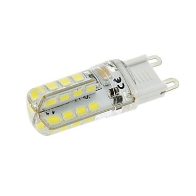 200lm G9 LED Mais-Birnen T 32 LED-Perlen SMD 2835 Kühles Weiß 220-240V / RoHs