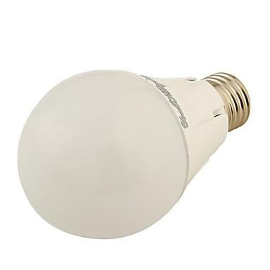 E26/E27 LED-bollampen 24 SMD 2835 450 lm Warm wit 3500 K Decoratief V