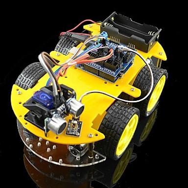 bluetooth robot bil kits til Arduino