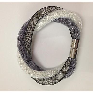 μαγνητικό αστέρι κρύσταλλο κούμπωμα σε καθαρό κόσμημα δώρα βραχιόλια