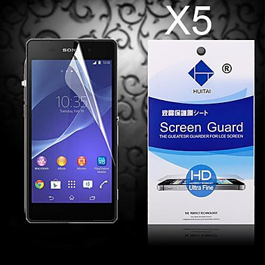 screen protector voor screen protectors voor sony screen protectors