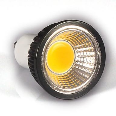 GU10 Lâmpadas de Foco de LED MR16 PAR38 1 leds COB Regulável Branco Frio 350-400lm 6000-6500K AC 110-130V