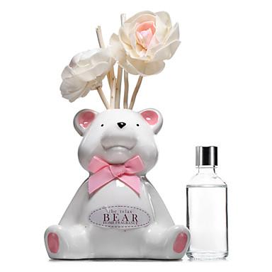 50ml roze dragen lelie thuis essentiële olie set