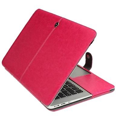 Capa para MacBook para Sólido couro legítimo MacBook Air 13 Polegadas