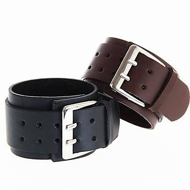 Dames Lederen armbanden Leder Sieraden Causaal