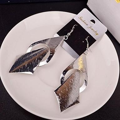 Druppel oorbellen Legering Goud Zilver Sieraden Voor 2 stuks
