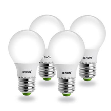 E26/E27 Bulb LED Glob G60 SMD 400-450 lm Alb Cald AC 100-240 V 4 bc