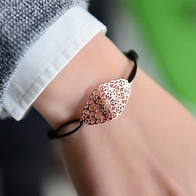Damen Bettelarmbänder - Einzigartiges Design, Modisch Armbänder Silber / Rose / Golden Für Weihnachts Geschenke / Hochzeit / Party