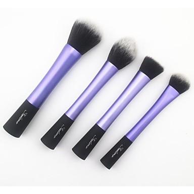 4pcs Professional Makeup Bürsten Bürsten-Satz- Künstliches Haar Auge / 4 * Rougepinsel / Gesicht