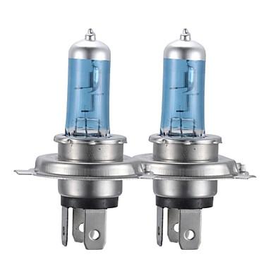 h4 100w super witte HID xenon halogeen lamp koplamp voor auto (dc 12v / pair)