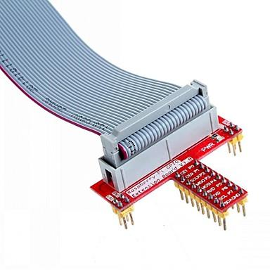 Ahududu pi b + 26 pinli belirtilen veri kablosu ve t GPIO genişletme kartı aksesuarı