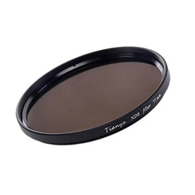 tianya® 77mm circulaire neutrale dichtheid ND8 filter voor canon 24-105 24-70 17-40 i Nikon 18-300 lens