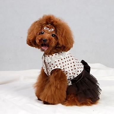 Hund Kleider Hundekleidung Baumwolle Kostüm Für Haustiere Sommer