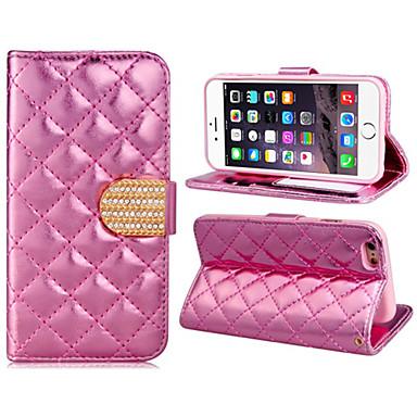 iphone 6 συν συμβατό στερεό χρώμα περίπτωση με iphone περιπτώσεις kickstand
