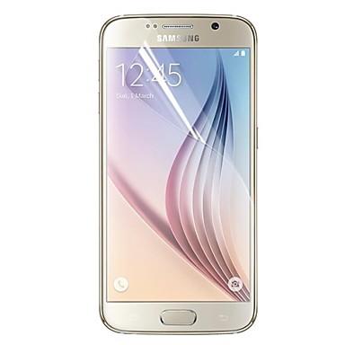 Ekran Koruyucu için Samsung Galaxy S6 PET Ön Ekran Koruyucu Yüksek Tanımlama (HD)