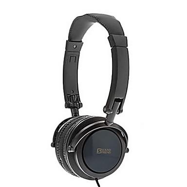 SOM AMIGO Multimedia fone de ouvido com microfone SH-002 (3 Cores)