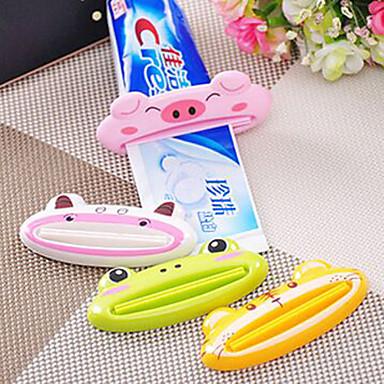 Suporturi de Perie de Dinți Toaletă / Duș Plastic Multifuncțional / Ecologic / Călătorie / Cadou