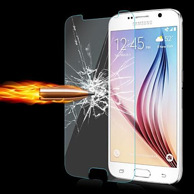 Προστατευτικό οθόνης Samsung Galaxy για S6 Σκληρυμένο Γυαλί Προστατευτικό μπροστινής οθόνης Κατά των Δαχτυλιών