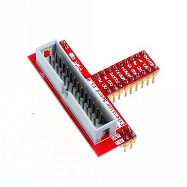 26-pin αξεσουάρ πλακέτα επέκτασης τ GPIO για Raspberry Pi β +