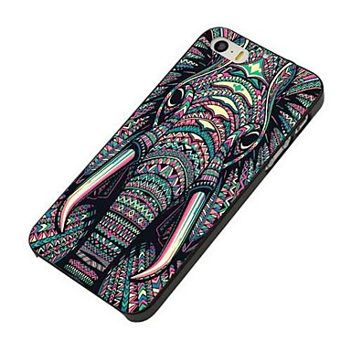 8 Plus Resistente iPhone per iPhone Fantasia iPhone 7 iPhone disegno iPhone 02826213 retro TPU Per 7 Plus Per Elefante Apple Plus 8 Custodia 8 qAaIaf