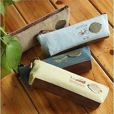 Τυχαίο Χρώμα - Τσάντες Χαρτικών - από Υφαντό - Χαριτωμένο