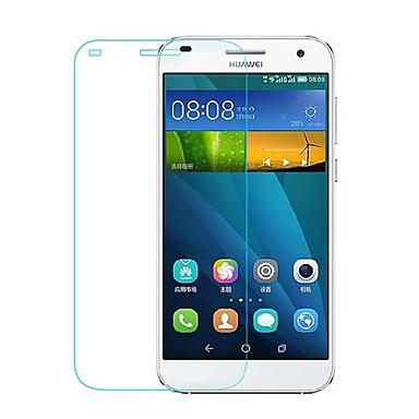 Protetor de Tela - High Definition (HD)/Resistente ao Choque/Resistente a Riscos/Anti Impressão Digital - para Huawei Ascend G7