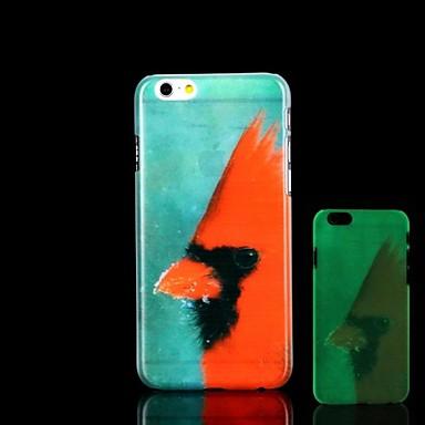 πουλιά λάμψη μοτίβο στη σκοτεινή σκληρή περίπτωση για iphone 6 iphone περιπτώσεις