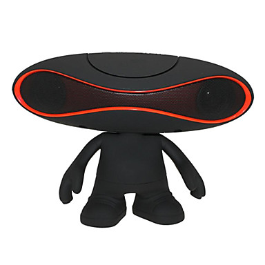 ράγκμπι mini hi-fi ultra φορητό ηχείο ασύρματο bluetooth ράφι για tf usb aux για pc tablet iphone6 / 6plus