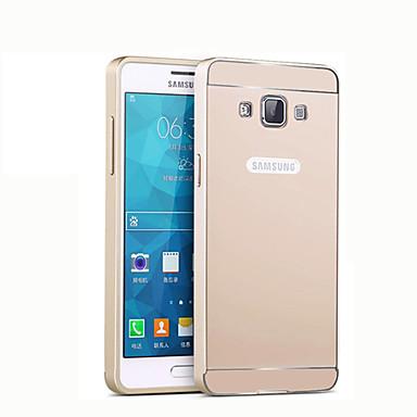 Για Samsung Galaxy Θήκη Επιμεταλλωμένη tok Πίσω Κάλυμμα tok Μονόχρωμη Ακρυλικό Samsung A5