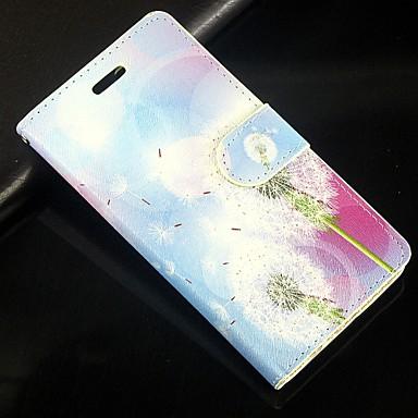 Недорогие Чехлы и кейсы для Galaxy S3-одуванчик искусственная кожа всего тела бумажник защитный чехол с подставкой и слот для карт Samsung Galaxy S3 i9300